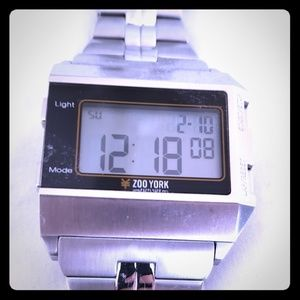 Vintage style Zoo York watch